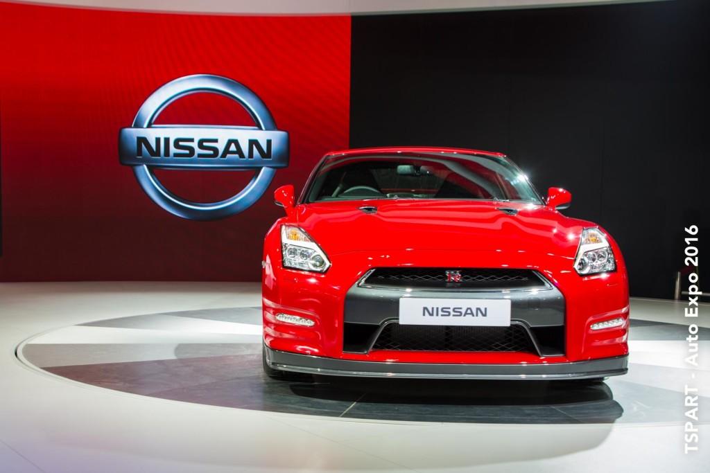 Nissan Auto Expo 2016
