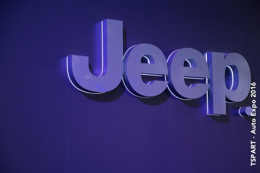Jeep Auto Expo 2016
