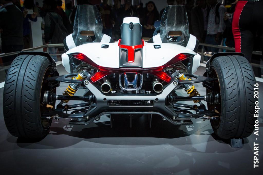 Honda Auto Expo 2016